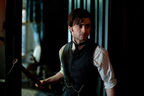 La Dame en noir : Photo Daniel Radcliffe, James Watkins - Copyright Hammer Film Productions