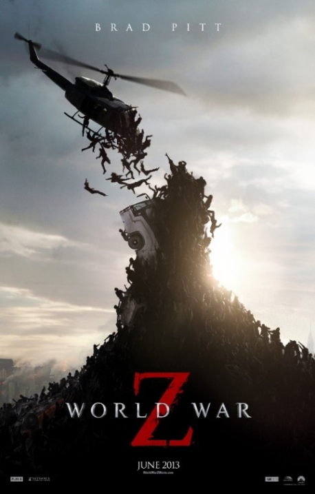 World War Z : Affiche - Copyright Paramount Pictures