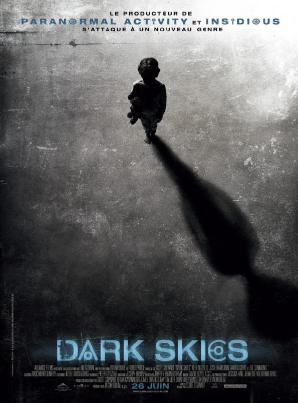 Poster Dark Skies