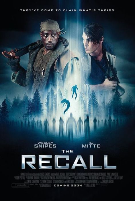 The Recall : Affiche