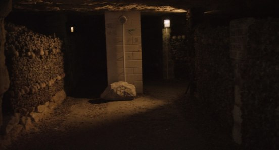 Catacombes : Photo promotionnelle - Copyright Legendary Pictures / Universal Pictures