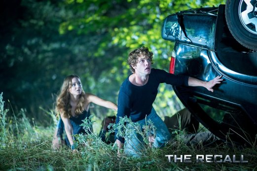 The Recall : Photo Laura Bilgeri and Jedidiah Goodacre - Copyright Falcom Media
