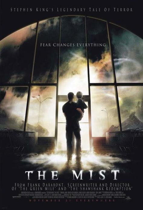 The Mist : Affiche Frank Darabont, Stephen King
