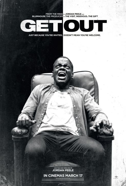Get Out : Affiche - Copyright Universal Pictures International France