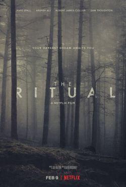 Le rituel : Affiche - Coypright Netflix